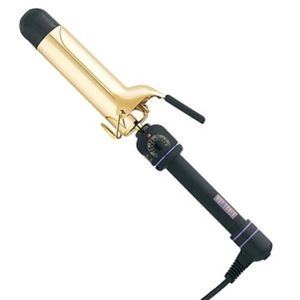 Gold Curling Iron - 1 1/2 inch